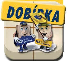 Dobírka České pošty